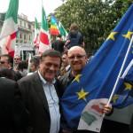 Antonio Panzeri e Piero Graglia - 25 aprile