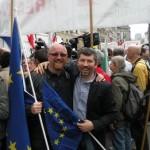 Con Ivan Scalfarotto - 25 aprile